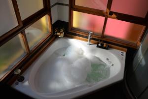 Un baño de Azul Hotel & Spa