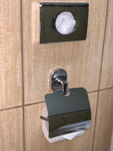 Ванная комната в Отель Престиж