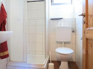 Ein Badezimmer in der Unterkunft Holiday home Am Ferienbauernhof II