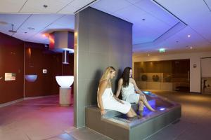 Guests staying at Fletcher Wellness-Hotel Leiden