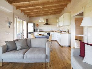 Cucina o angolo cottura di Holiday home Zagarabianca