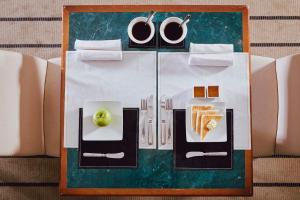 Plan piętra w obiekcie Rodos Park Suites & Spa