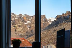 Adventure Hotel Hof during the winter