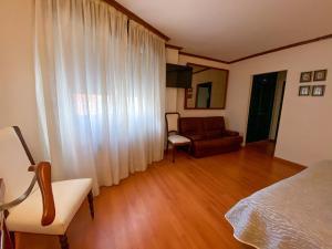 Zona de estar de Hotel Cardinal