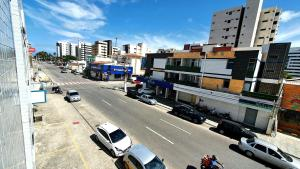 A general view of Maceió or a view of the city taken from the hotel