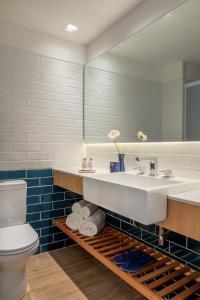 Hotel Aretêにあるバスルーム