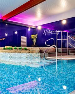 The swimming pool at or near Parkmore Hotel & Leisure Club, Sure Hotel Collection by BW