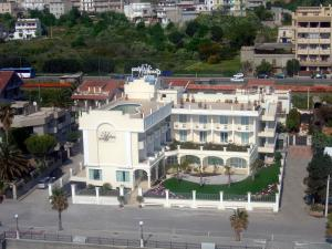 Vista aerea di Gardenia Hotel