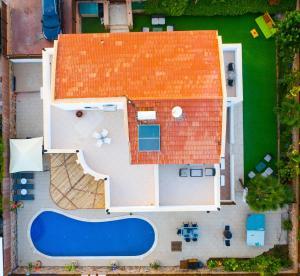 Planimetria di Sun and view Casa