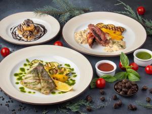 Обед и/или ужин для гостей Бутик отель Печора