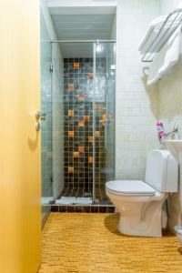 Ванная комната в Герцен Хаус