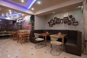 Лаундж или бар в Отель Фламинго