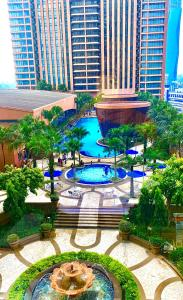 A view of the pool at Eastern Suites @ Times Square KL or nearby