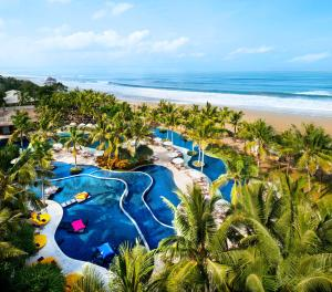 A view of the pool at W Bali - Seminyak or nearby