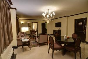 A restaurant or other place to eat at Pearl Continental Hotel, Bhurban