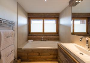 Ванная комната в Nendaz 4 Vallées & SPA 4* Superior