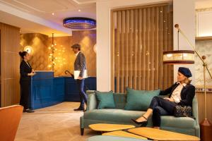 Guests staying at Philéas Lazare & Spa