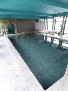 The swimming pool at or near Grand Hotel Mediterranee