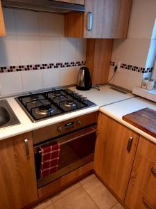 Kuchnia lub aneks kuchenny w obiekcie Modern Studio 9