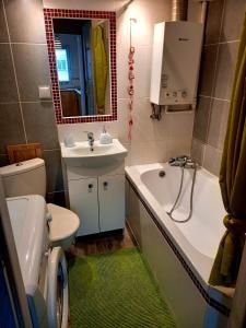 Łazienka w obiekcie Modern Studio 9
