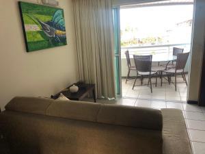 A seating area at Blue Marlin Resort&Spa