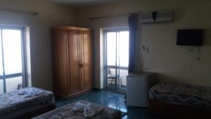 A seating area at Semiramis Hotel Alexandria