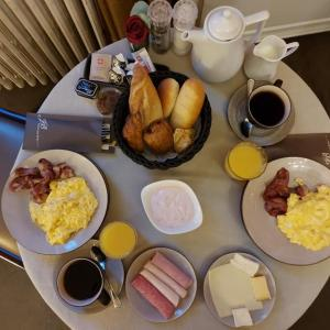 Ontbijt beschikbaar voor gasten van Hotel Jan Brito - Small Elegant Hotels