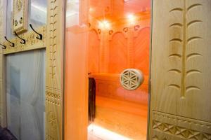 A bathroom at ApartHotel Tatry de Luxe FizjoMedical & Spa