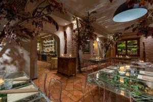 Hall o reception di Hotel Locanda Al Piave ***S