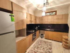 A cozinha ou cozinha compacta de **Exclusive Apartment**