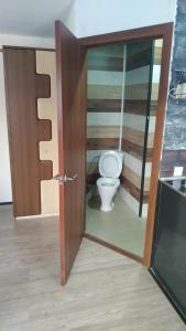 Ванная комната в Абажур