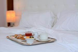 Breakfast options available to guests at Vittoria Resort Pool & SPA