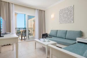 Zona de estar de Aparthotel Can Picafort Palace