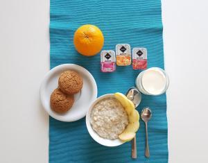Завтрак для гостей Отель Арт Инн