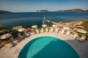 A view of the pool at El Faro Hotel & Spa or nearby