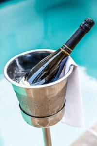 Drinks at Premier Hotel Umhlanga