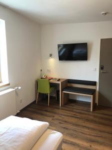 TV/Unterhaltungsangebot in der Unterkunft Hotel-Restaurant Ochsen