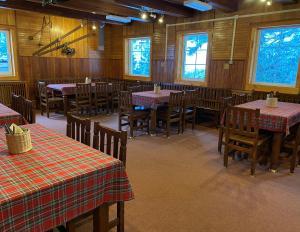 Restaurace v ubytování Smíchovská bouda