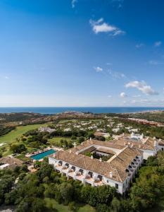 A bird's-eye view of Finca Cortesin Hotel Golf & Spa