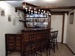 Hol lub bar w obiekcie Pensjonat Syriusz