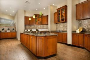 A kitchen or kitchenette at Drury Inn & Suites Denver Westminster