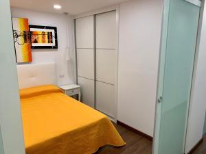 Cama o camas de una habitación en Apartments Fanabe