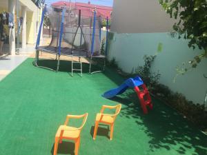 Детская игровая зона в Guest House Aura