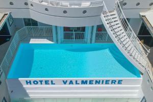 The swimming pool at or near Karibea La Valmenière Hotel