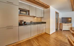 Küche/Küchenzeile in der Unterkunft Apartments Lakeside 29 Zell am See