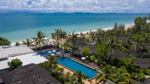 A bird's-eye view of Nakara Long Beach Resort - SHA Plus