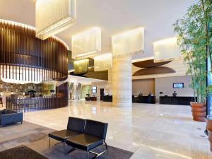 Hall o reception di Novotel Citygate Hong Kong