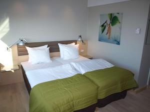 スカンディック オリンピックにあるベッド