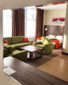 Гостиная зона в Арена СПА Отель
