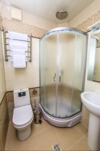 Ванная комната в Отель Восток